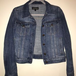 J.Crew Indigo Denim Jacket